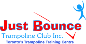 Just Bounce Trampoline Logo